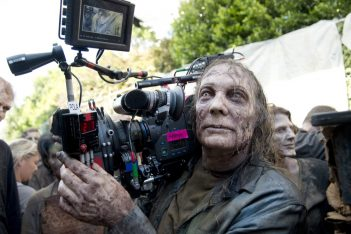 Greg Nicotero as Walker - The Walking Dead _ Season 6, Episode 3 - Photo Credit: Gene Page/AMC